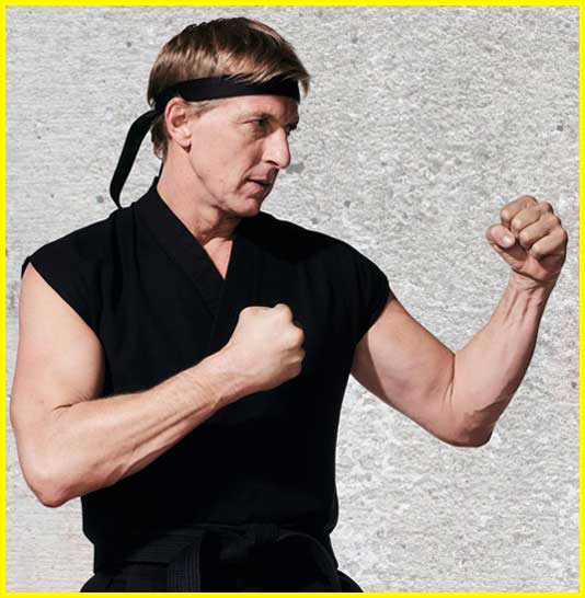 johnny lawrence cobra kai 1 - Cobra Kai